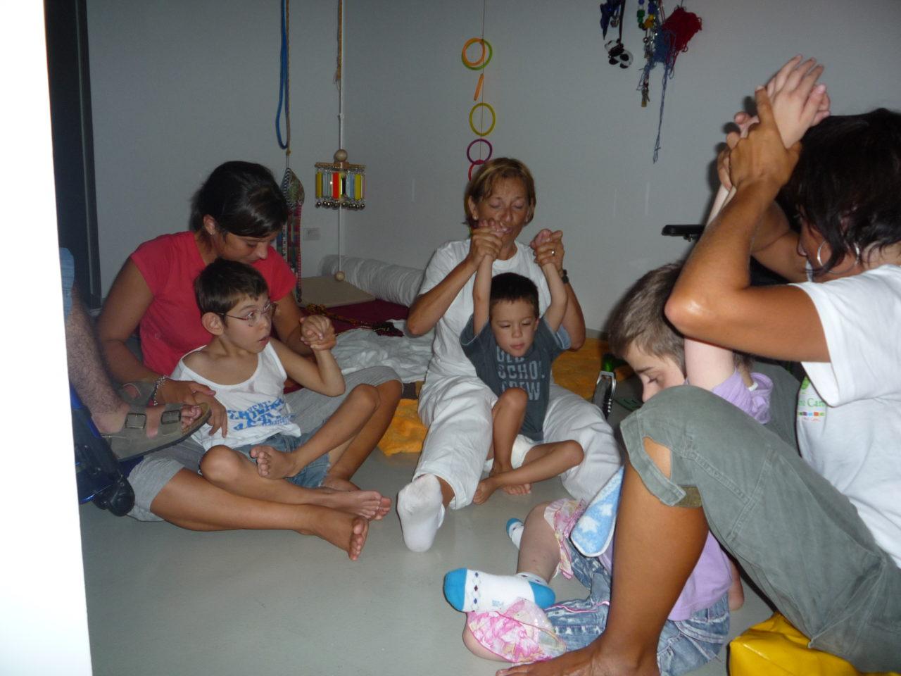 Le stanze sensoriali